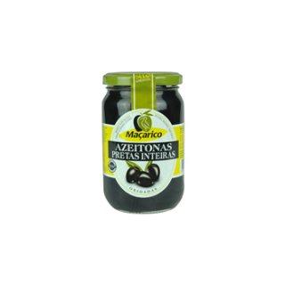 マサリコ ブラック・オリーブ・ホール<br>Macarico Whole Black Olives<img class='new_mark_img2' src='https://img.shop-pro.jp/img/new/icons58.gif' style='border:none;display:inline;margin:0px;padding:0px;width:auto;' />