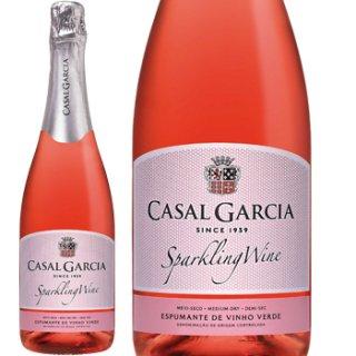 カザルガルシア・スパークリング ロゼ DOC<br>Casal Garcia Sparkling Rose DOC