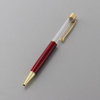 ハーバリウムボールペン本体・ワイン(5本入り)