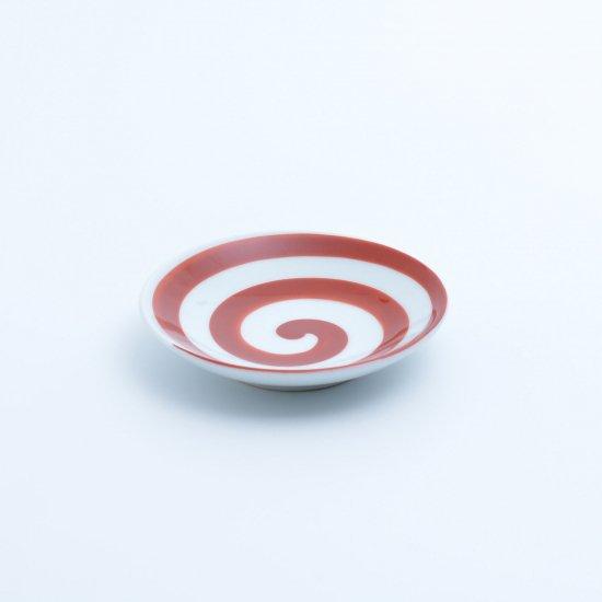 赤渦文3寸皿 - 有田焼のまるぶんオンラインストア 有田焼通販サイト