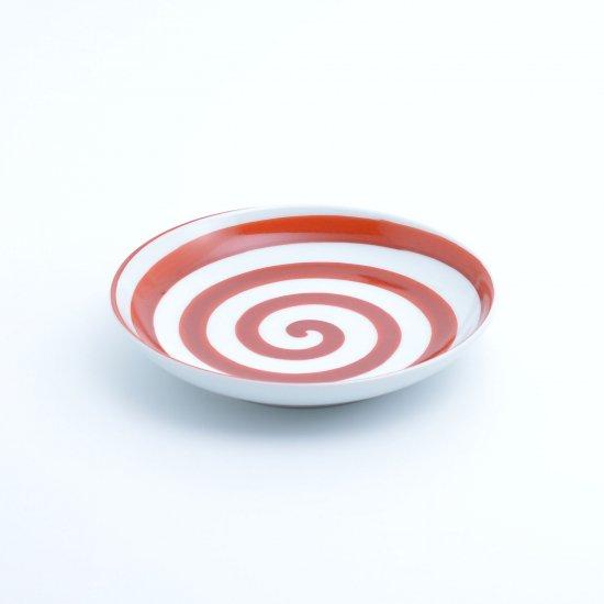 赤渦文5寸皿 - 有田焼のまるぶんオンラインストア 有田焼通販サイト