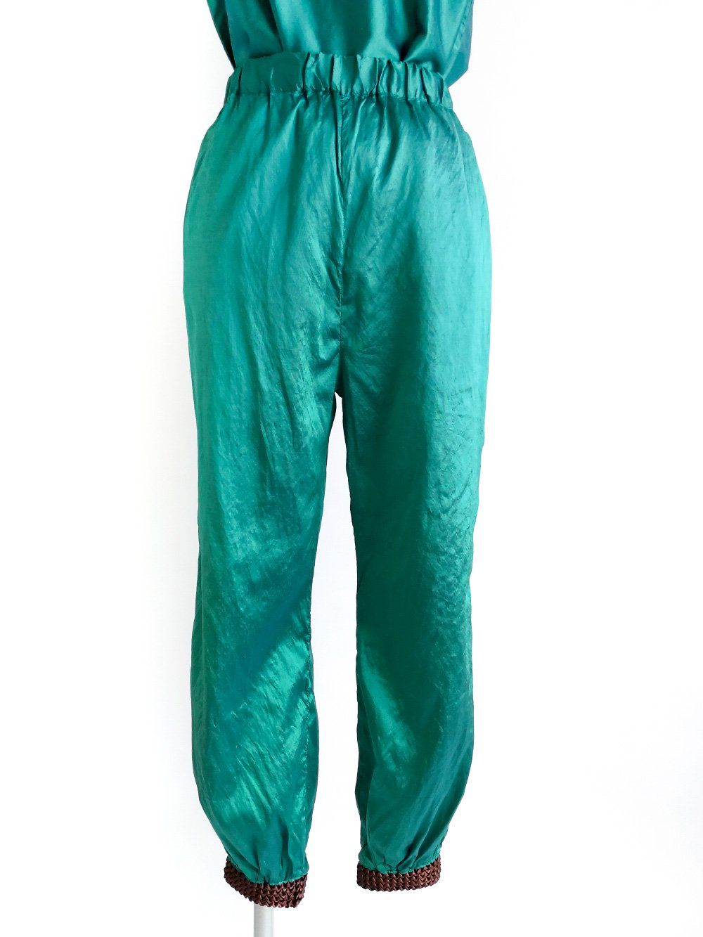 Balloon Pants / original blue