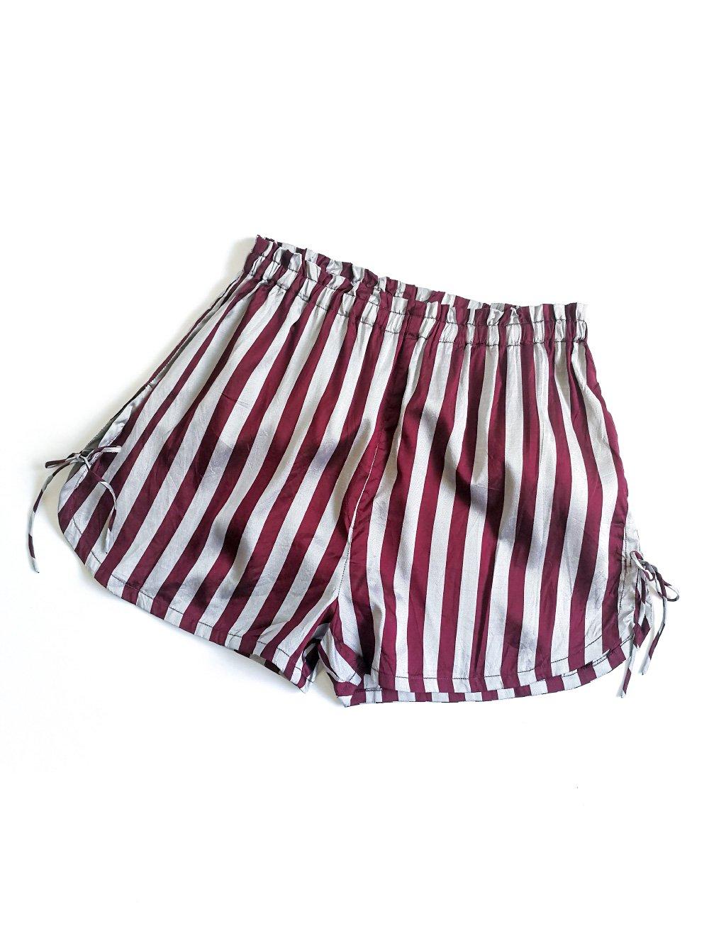 Shorts / original bordeaux