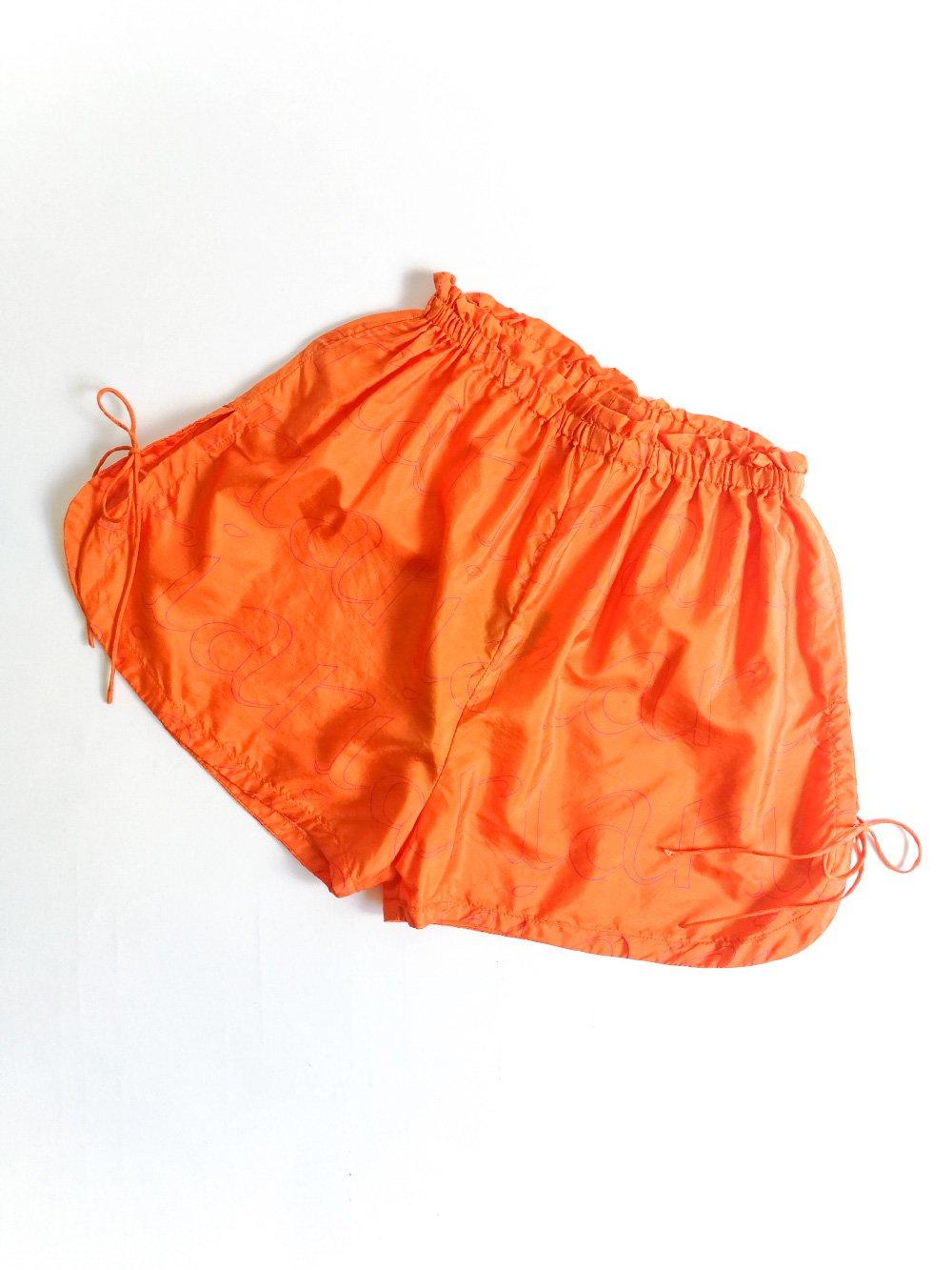 Shorts / logo orange サムネイル