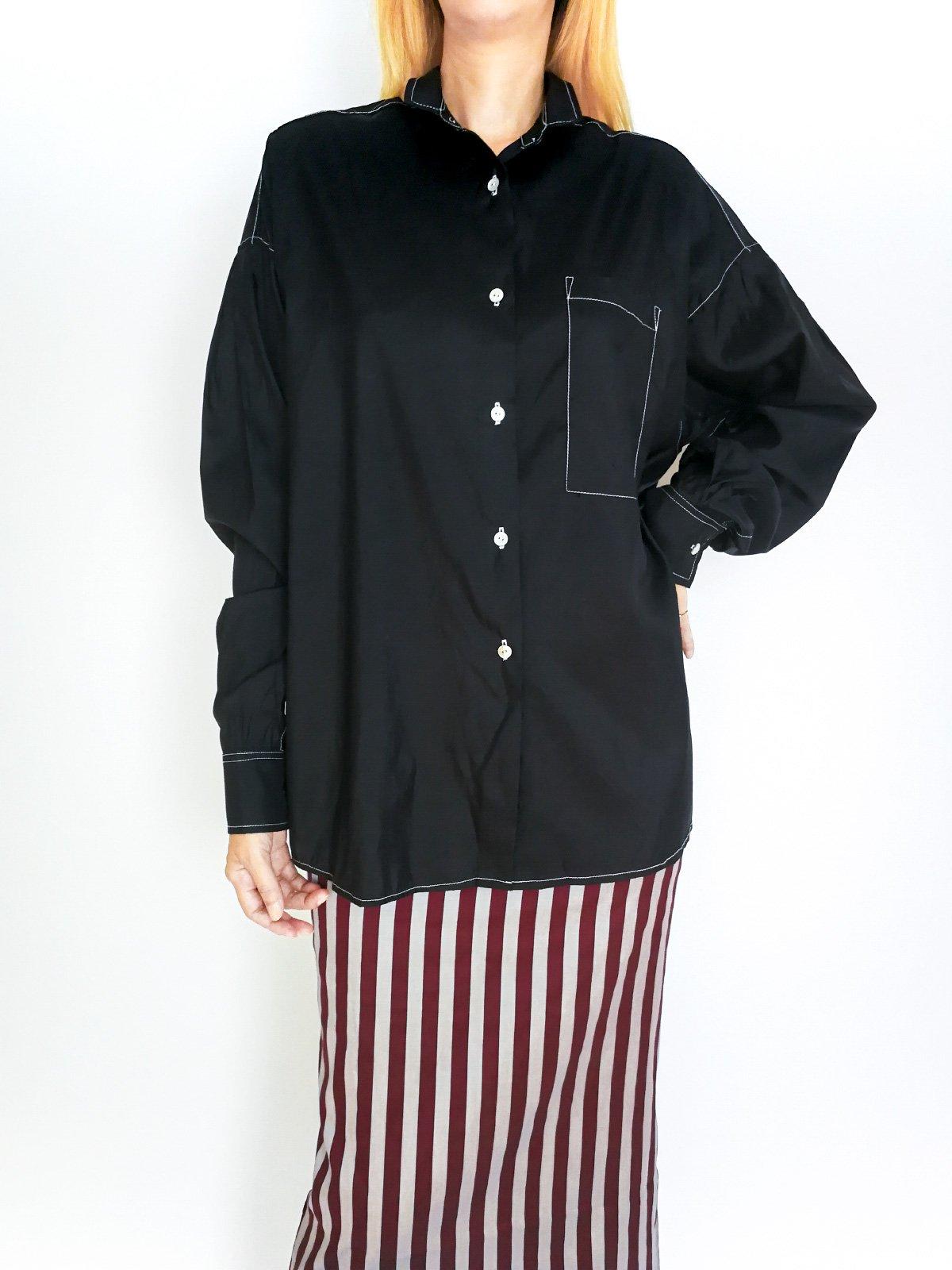 Boy's Shirts / black