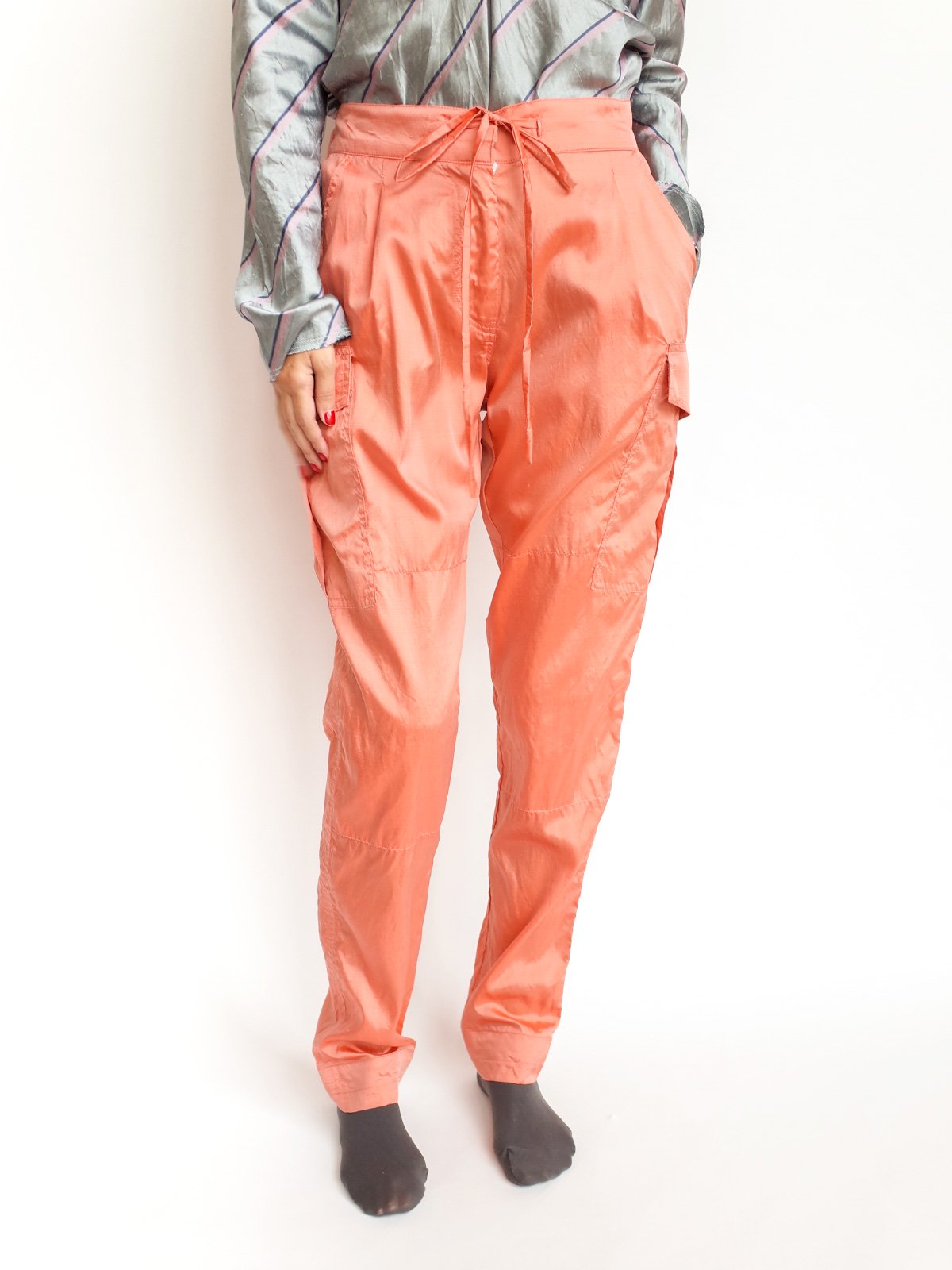 Cargo Pants / peach