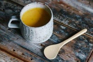国産竹で作ったベビー用スプーン(名入れなし)