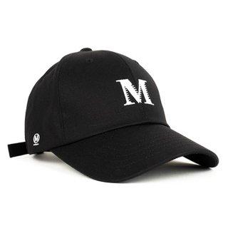 MACK BARRY MM LOGO CURVE CAP