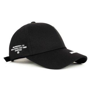 MACK BARRY SIDE STITCH CURVE CAP