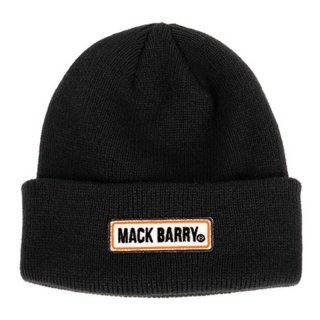MACK BARRY BOX LOGO BEANIE