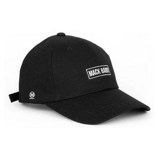 MACK BARRY BOXLOGO CURVE CAP
