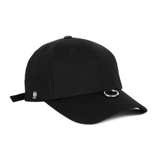 MACK BARRY TOP RING CURVE CAP