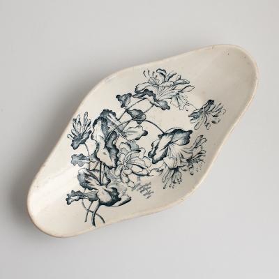 お花柄のラヴィエ/Porcelaine OPAQUE