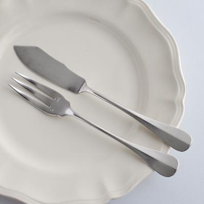 Fish knife&fork / 魚用フォーク&ナイフ