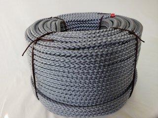 PP8打ロープグレー12�100m巻