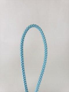 ポリエステルコード(江戸打ち紐)細ミント巾2�×20m巻