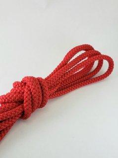 ポリエステルコード(江戸打ち紐)太赤巾5�×10m