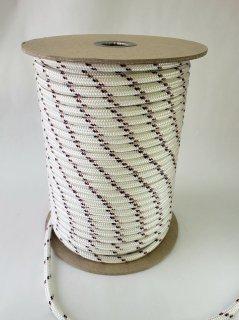 アウトドアロープ(テントロープ)巾6�×100m