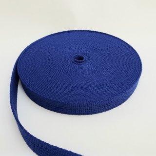 【特価品】手芸用アクリルテープ巾20mm×厚さ2mm×10m巻ブルー