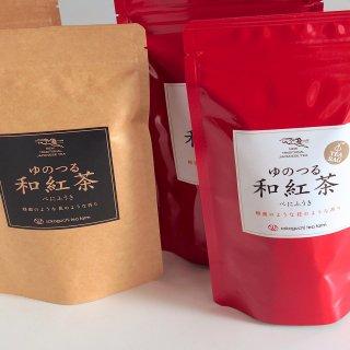 ゆのつる和紅茶セット【4本入】【贈答・法事】