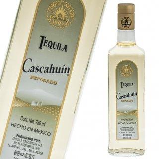 テキーラ  カスカウィン レポサド Cascahuin REPOSADO