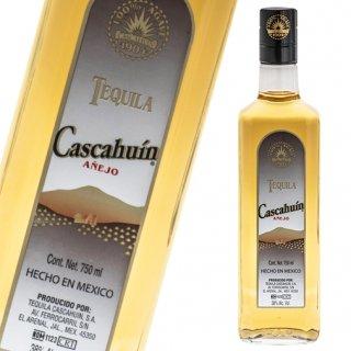 テキーラ カスカウィン アニェホ Cascahuin AÑEJO