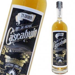 テキーラ  カスカウィン エクストラアニェホ Cascahuin EXTRA AÑEJO