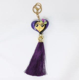 チャーム  チャーム - 紫