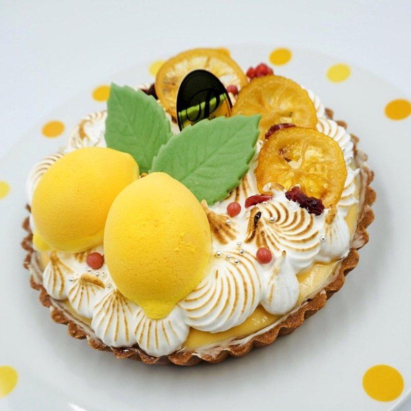 レモン メレンゲ タルト