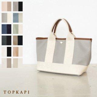 TOPKAPI (トプカピ) スコッチグレイン フェイクレザー ミニ トートバッグ 503-06-01002