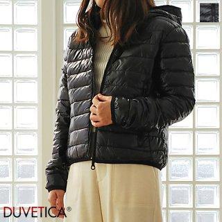 DUVETICA (デュベティカ) ショート ダウン ジャケット フード PHAKT 192-D5030012S00-1035R