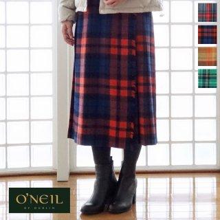 O'NEIL OF DUBLIN (オニールオブダブリン) キルト ラップスカート ロング (74cm) 5075 EASY REGULAR KILT