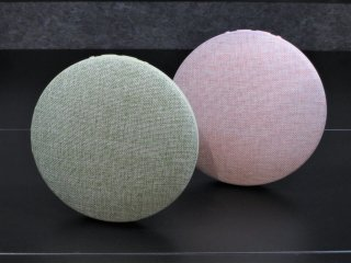 Bluetooth ワイヤレススピーカー 「FABLY NATURAL」  ファブリック素材