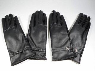 スマホ対応手袋 タッチグローブ「Lucy. Gloves」スタイリッシュでお洒落なデザイン