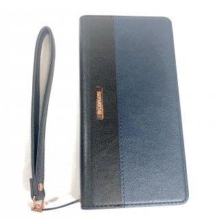 スマホ汎用PUレザーケース 「SPIN Lucy.(ルーシー)」 classical 手帳型ケース スタンド機能・カード収納付