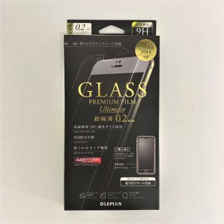【iPhone 6 Plus/6S Plus】 ガラスフィルム スタンダード(Ultimate 超極薄0.2mm)
