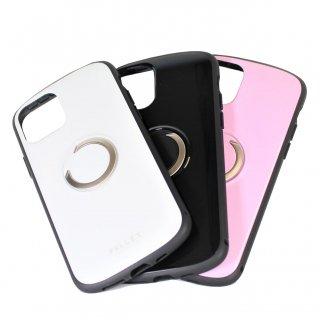 【iPhone 11 Pro】 耐衝撃リング付ハイブリッドケース「PALLET RING」