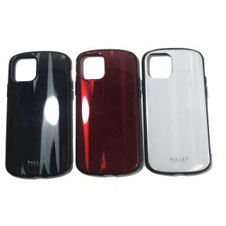 【iPhone 11】 超軽量・極薄・耐衝撃ハイブリッドケース「PALLET METAL」