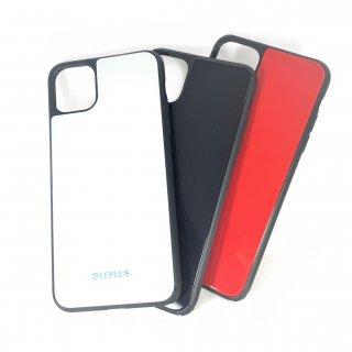 【iPhone 11 Pro Max】背面ガラスシェルケース「SHELL GLASS」