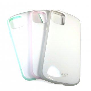 【iPhone 11 Pro】 超軽量・極薄・耐衝撃ハイブリッドケース「PALLET AIR」ホワイトカラー