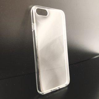 【iPhone 8/7 (SE2対応)】TPUケース「CLEAR SOFT」 クリア