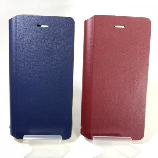【iPhone 8Plus/7Plus】 一枚革PUレザーケース「Primo」