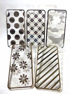 【iPhone 6 Plus/6s plus】メタルデザインハードケース「Metal Design」