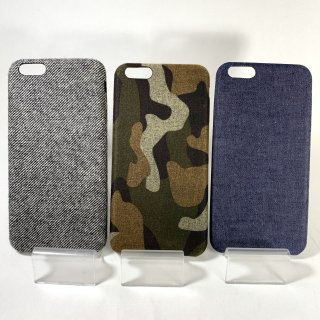 【iPhone 6 Plus/6s plus】ファブリックシェルケース「SLIM SHELL Fabric」