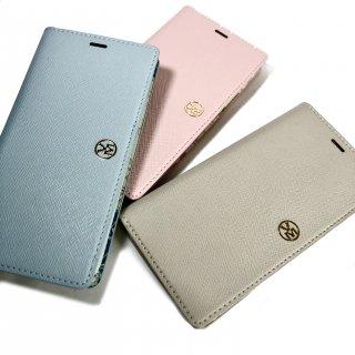 【iPhone X/XS】薄型PU手帳型ケース Ramito Collection