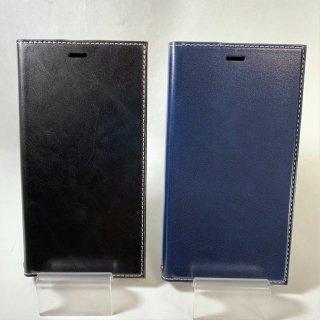 【iPhone XR】  薄型PUレザーフラップケース「PRIME」