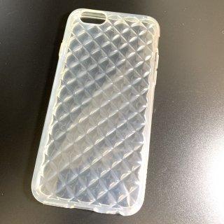 【iPhone 6/6s】 TPUケース(ダイヤ) 「TPU DIA」