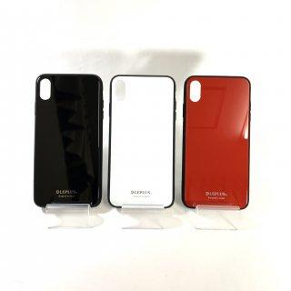 【iPhone XS Max】  背面ガラスシェルケース「SHELL GLASS」