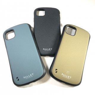 【iPhone 11 Pro Max】 超軽量・極薄・耐衝撃ハイブリッドケース「PALLET STEEL」