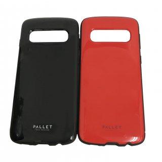 【Galaxy S10】 超軽量・極薄・耐衝撃ハイブリッドケース「PALLET AIR」 【SC-03L/SCV41】